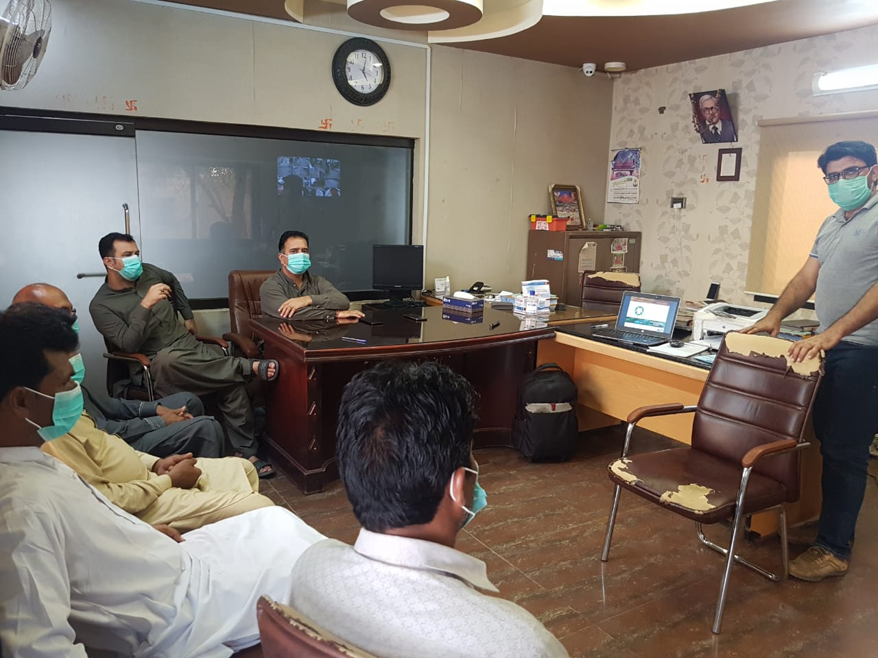 Training: GOTS Standards at BM Cotton Ginning Processing Factory & Oil Mills