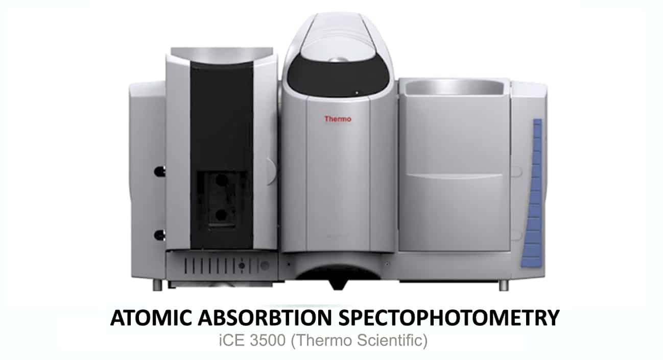 Envi Tech AL is Proud to be Equipped with Atomic Absorbtion Spectrophotometry (AAS)