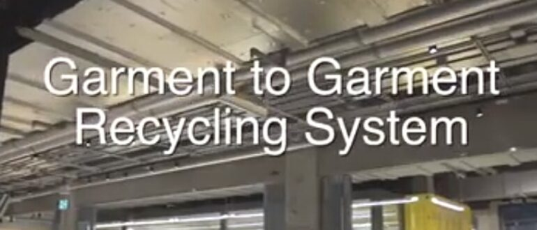Garment to Garment Recycling System